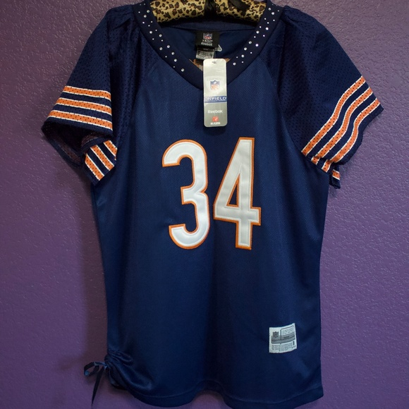 low priced 6e7a0 1a926 NWT Reebok Bears Walter Payton Jersey #34 NWT
